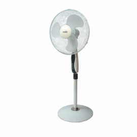 HOME Állványos ventilátor távirányítóval, 40cm, 45W