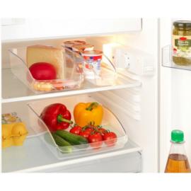 3 db-os hűtő rendszerező csomag, hűtőbe helyezhető tárolódoboz