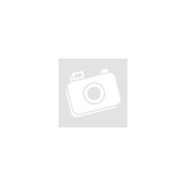 Napelemes kerti inox LED lámpa, Gyémánt hatású, 29 cm
