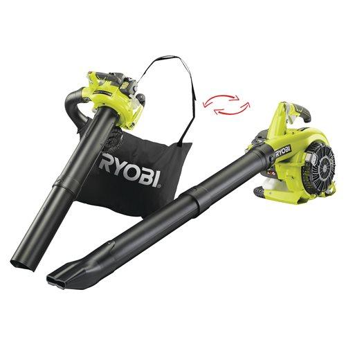 Ryobi RBV26B motoros lombszívó-fúvó 26 cm3 motorral