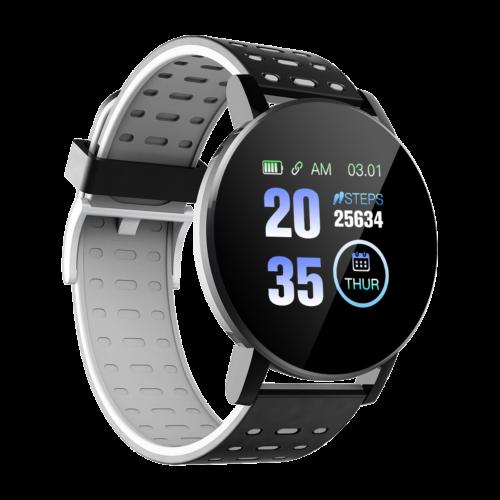 Mountee Smart Watch Black