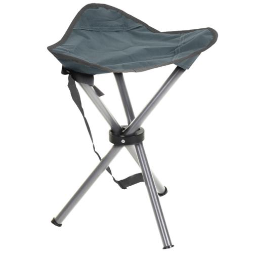 Hordozható 3 lábú kemping szék