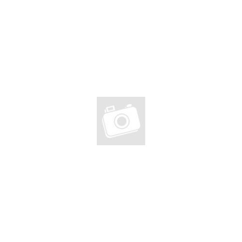 50 LED-es, napelemes virág dekor kerti fényfüzér, színes, 6,9 m