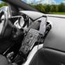 Kép 1/4 - Autós telefontartó, vezeték nélküli töltéssel
