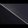 Kép 7/7 - Padlóvédő PVC, 100x70 cm fekete színben