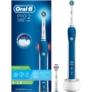 Kép 2/2 - Oral-B PRO 2 2700 Blue CrossAction elektromos fogkefe