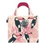 Kép 2/2 - Briony újrahasznosított bevásárló táska - madaras