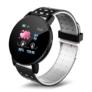 Kép 3/4 - Mountee Smart Watch Black