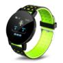 Kép 1/4 - Mountee Smart Watch Green