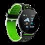 Kép 3/4 - Mountee Smart Watch Green