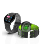 Kép 4/4 - Mountee Smart Watch Green