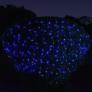 Kép 3/6 - 120 LED-es kültéri-beltéri dekor fényfüzér, kék, 12 m