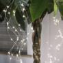 Kép 3/5 - 300 micro LED-es kültéri-beltéri fényfüggöny, hideg fehér