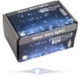 Kép 4/5 - 300 micro LED-es kültéri-beltéri fényfüggöny, hideg fehér