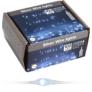 Kép 5/5 - 100 micro LED-es kültéri-beltéri fényfüggöny, hálózati adapteres, hideg fehér