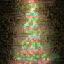Kép 1/3 - 200 micro LED-es fényfüggöny, színes