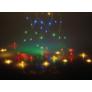 Kép 2/3 - 200 micro LED-es fényfüggöny, színes