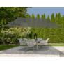 Kép 1/5 - Ambiance kerti árnyékoló háló 2 x 3 m, sötét szürke