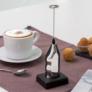 Kép 2/4 - Excellent housware elemes tejhabosító, cappuccino készítő