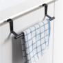 Kép 2/6 - Praktikus fém akasztó ajtóra, szekrényre konyharuhának, törölközőnek 36,5 cm