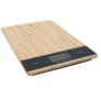 Kép 3/5 - Excellent Houseware Bambusz digitális konyhai mérleg