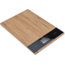 Kép 4/5 - Excellent Houseware Bambusz digitális konyhai mérleg