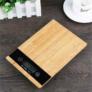 Kép 2/5 - Excellent Houseware Bambusz digitális konyhai mérleg