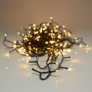Kép 5/6 - 240 LED-es USB csatlakozós dekor fényfüzér, meleg fehér, 21 m