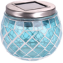 Kép 3/5 - Mozaik Asztali Napelemes LED lámpa, 1 db