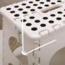 Kép 4/6 - Összecsukható, többfunkciós fellépő-szék, 100 Kg