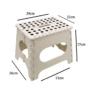 Kép 5/6 - Összecsukható, többfunkciós fellépő-szék, 100 Kg