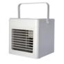 Kép 4/6 - AirCooler USB-s asztali ventilátor, léghűtő és párásító, 260 ml tartály, 5W