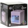 Kép 6/6 - AirCooler USB-s asztali ventilátor, léghűtő és párásító, 260 ml tartály, 5W