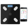 Kép 1/6 - Okos fürdőszoba mérleg Bluetooth funkcióval, 180 kg teherbírás