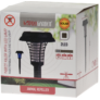Kép 7/7 - Napelemes leszúrható kerti szúnyogirtó UV LED lámpa